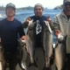 Chinook Fishing Off Squid Island